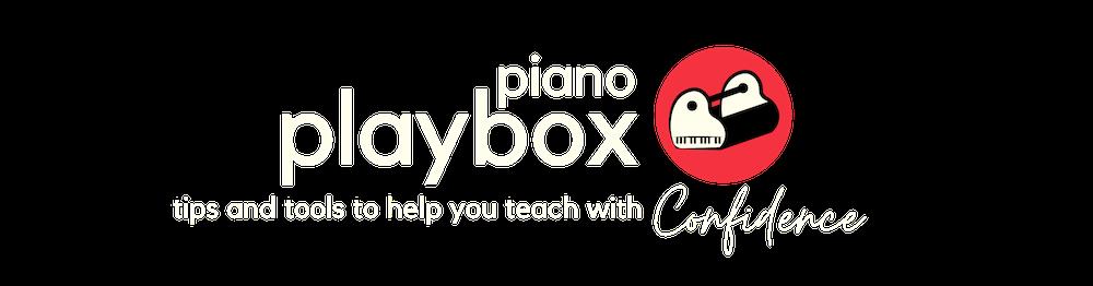 Piano Playbox